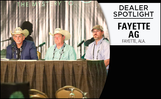 Dealer Spotlight: Fayette AG
