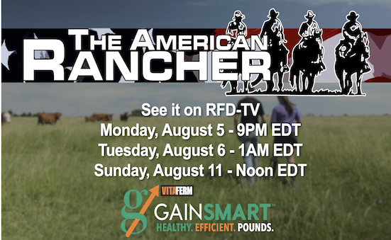 Check Out a Sneak Peak of Our Upcoming Episode of The American Rancher!
