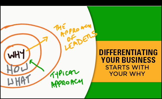 Differentiating Your Business Starts with Your Why