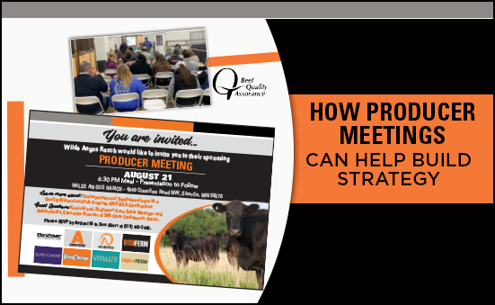 How Producer Meetings Can Help Build Strategy