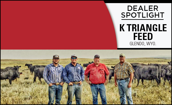 Dealer Spotlight: K Triangle Feed