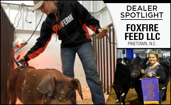 Dealer Spotlight: Foxfire Feed, LLC