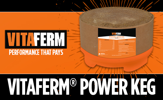 Our VitaFerm Power Keg is now Available!