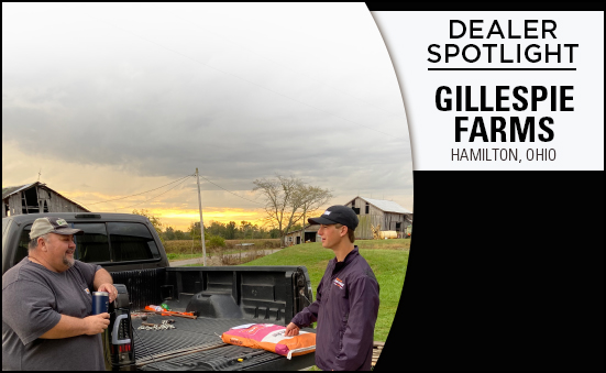 Dealer Spotlight: Gillespie Farms