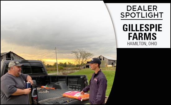 Dealer Spotlight: Gillespie Farms