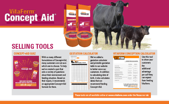 Effective, Easy Breeding with Concept•Aid