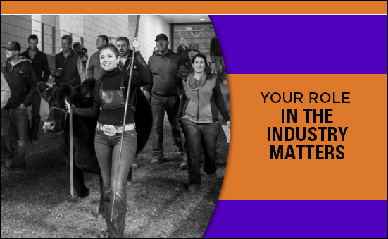 Your Role In The Industry Matters