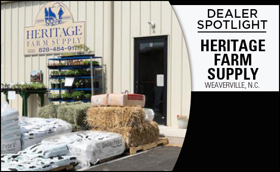 Dealer Spotlight: Heritage Farm Supply