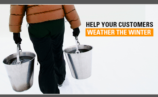 Help Your Customers Stay Prepared This Winter!