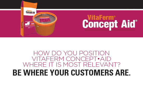 How Do You Position VitaFerm Concept•Aid Where It Is Most Relevant?