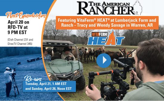 Don't Miss Our Next Episode of The American Rancher Tonight!