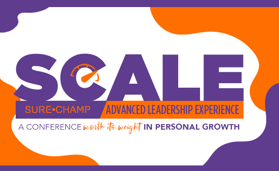 SCALE Conference is LIVE!