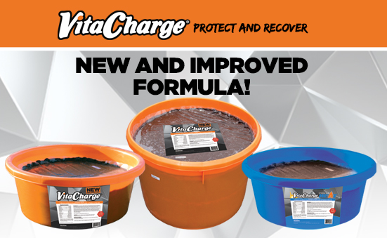 The Vita Charge Stress Tubs are getting an upgrade!