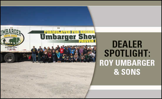 Dealer Spotlight: Roy Umbarger and Sons