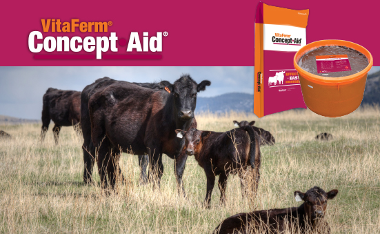 Effective Easy Breeding with VitaFerm® Concept•Aid®!