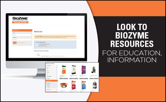 Look to BioZyme Resources for Education and Information