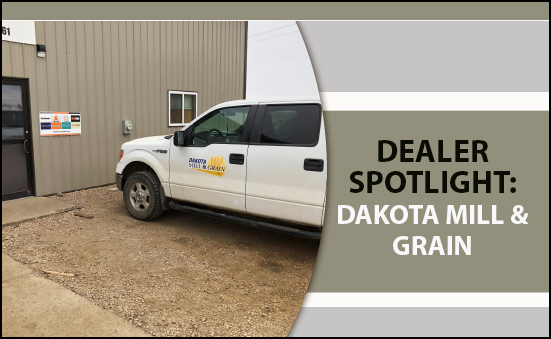 Dealer Spotlight: Dakota Mill and Grain
