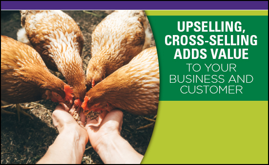 Upselling, Cross-selling Adds Value to your Business and Customer