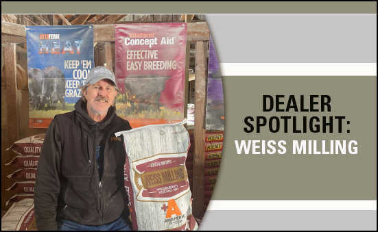 Dealer Spotlight: Weiss Milling