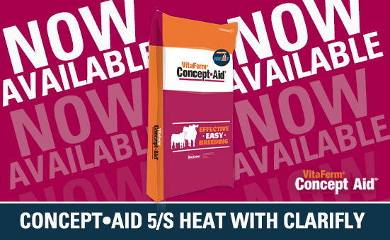 VitaFerm Concept•Aid 5/S HEAT with ClariFly is Now Available