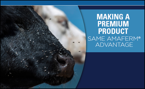 Making a Premium Product with the Same Amaferm® Advantage