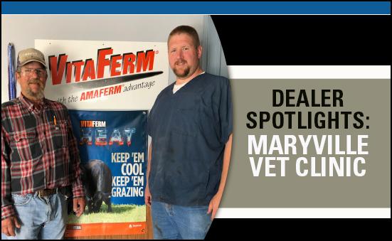 Dealer Spotlight: Maryville Vet Clinic