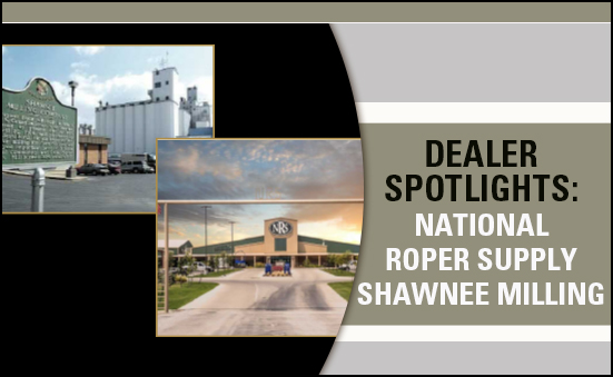 Dealer Spotlight: National Roper Supply and Shawnee Milling