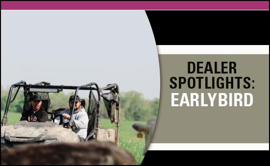 Dealer Spotlight: Earlybird