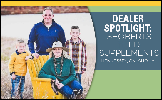 Dealer Spotlight: Shoberts Feed Supplements