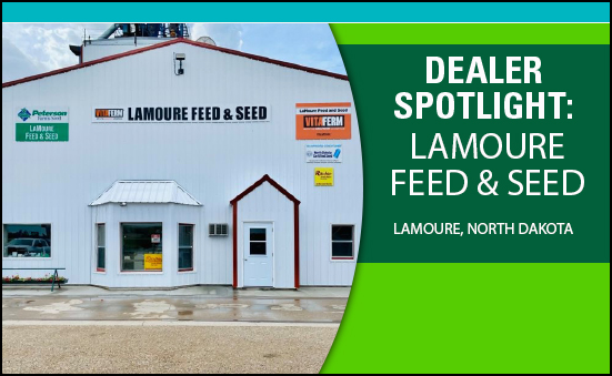 Dealer Spotlight: Lamoure Feed & Seed