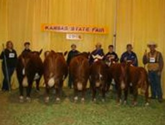 Dr. Dan Moser, Moser Family Herefords | Kansas