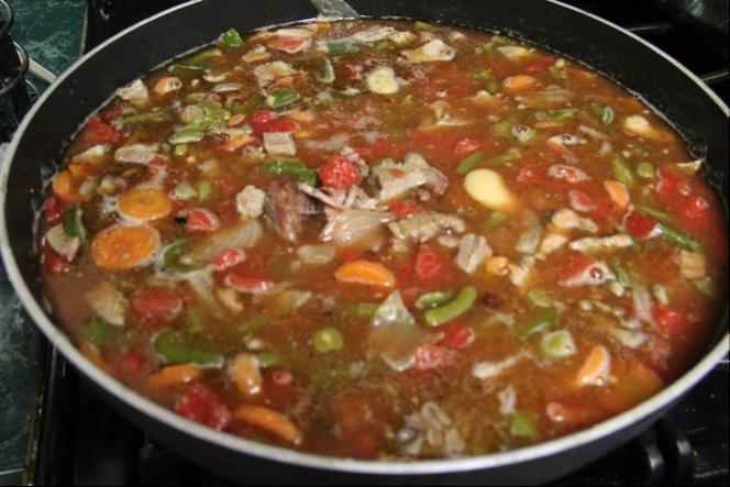 brisket-stew