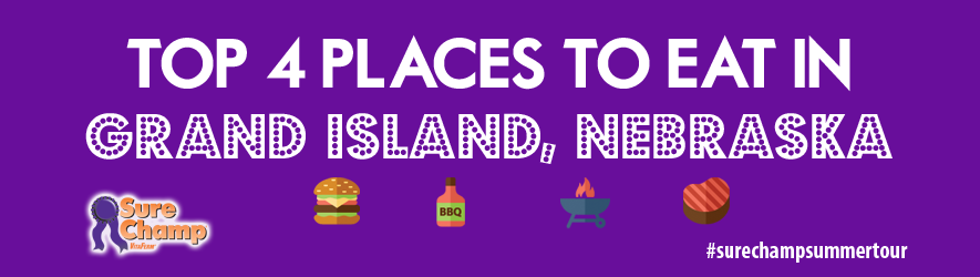 Top 4 Places to Eat in Grand Island Nebraska