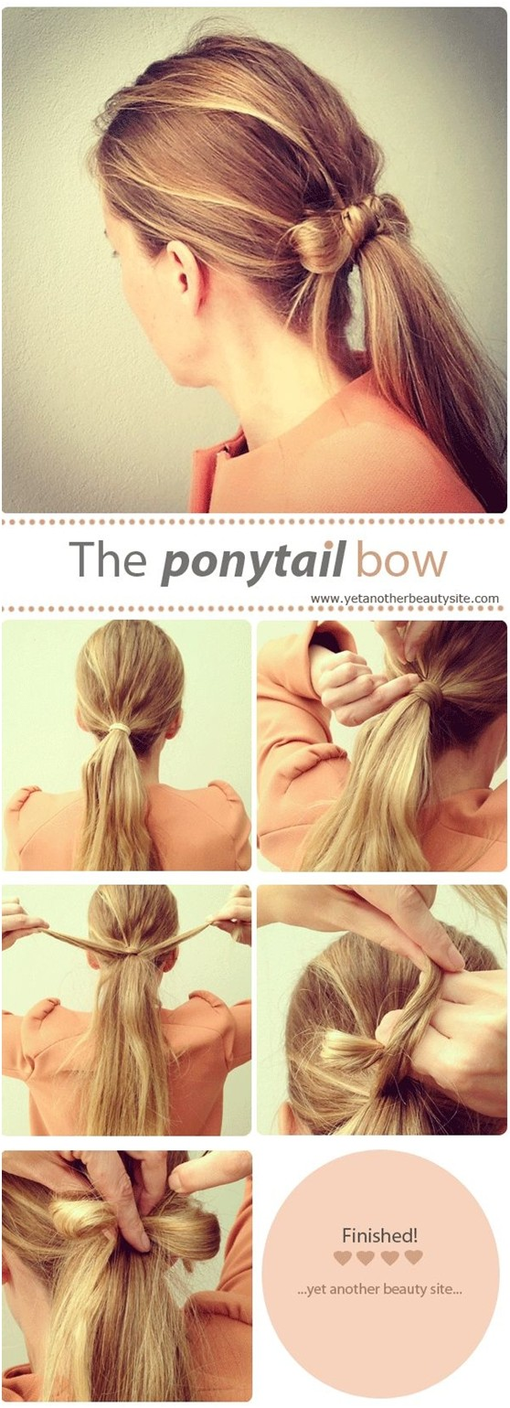 Astounding 15 Cute Easy Ponytails Sure Champ Schematic Wiring Diagrams Phreekkolirunnerswayorg
