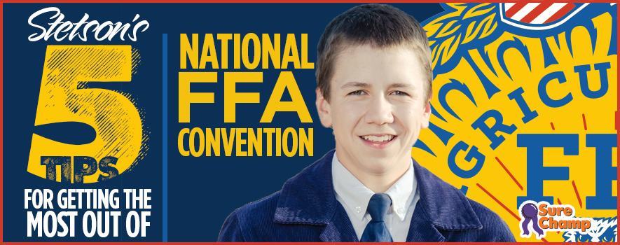 5 Tips for National FFA Convention