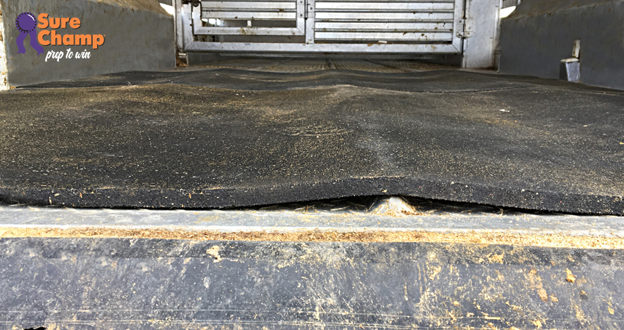 Trailer Mat Thickness