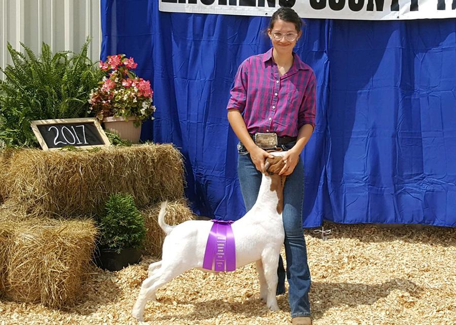 17-GC-Mkt-Goat-Laurens-County-Livestock-Show-Geneffer-Sweatman
