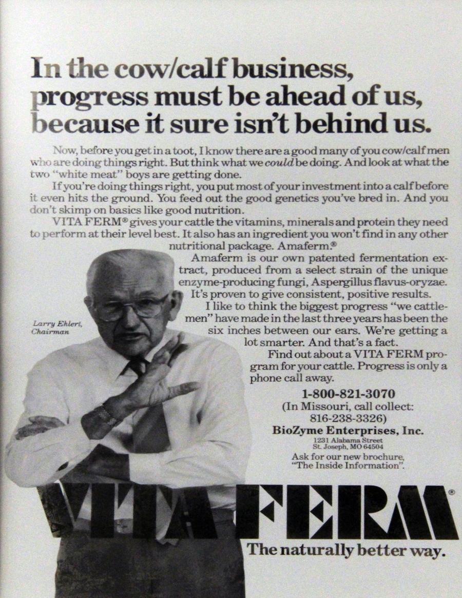 LarryEhlert CowCalf Progress VitaFerm