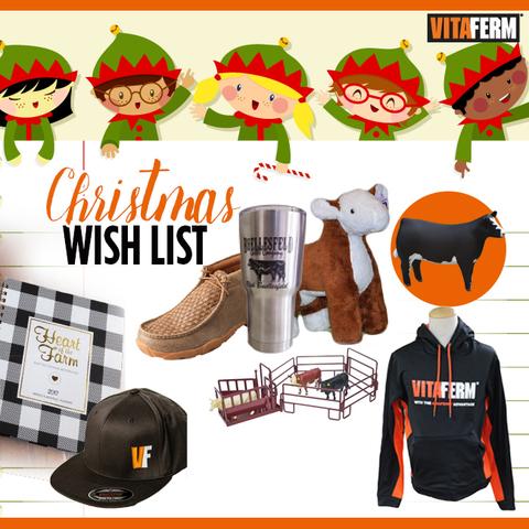 VitaFerm Cattlemen's Christmas List