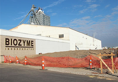 Biozyme Warehouse Expansion